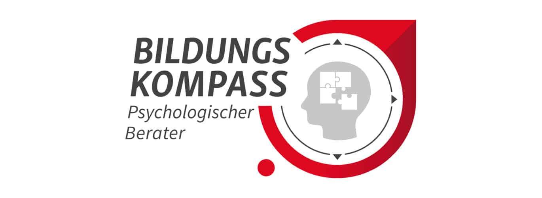 Bildungskompass - Psychologischer Berater Logo Pressemitteilung