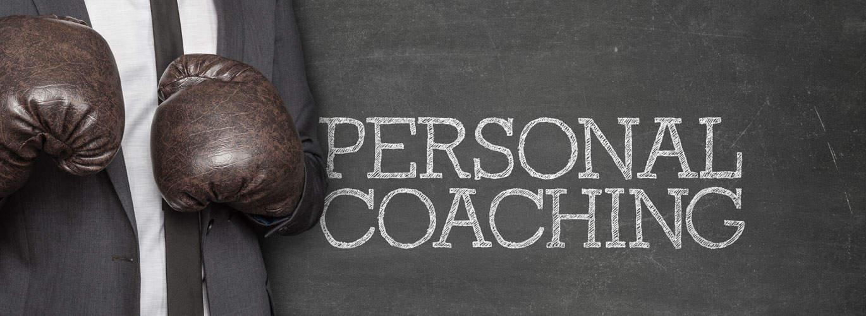 Ausbildung zum Personal Coach - Mann mit Boxhandschuhen