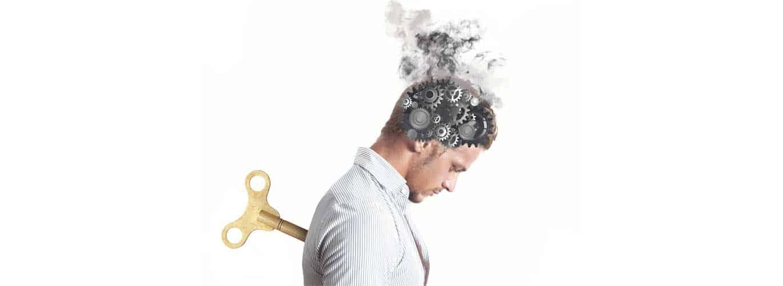 Psychologischer Berater - Burnout rechtzeitig erkennen