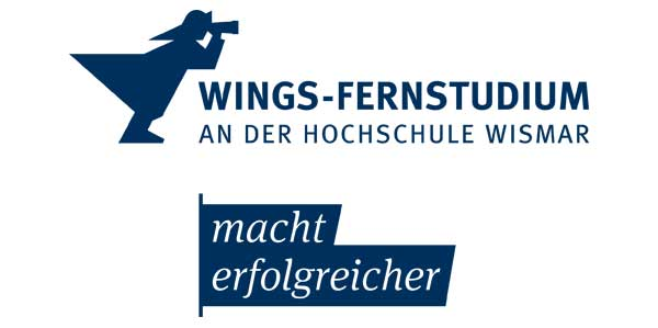 Wings Hochschule Logo
