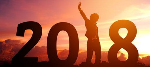 Gute Vorsätze für das neue Jahr: Scheitern ist nun passé